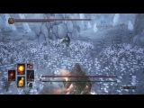 Dark Souls III Хранитель и Великий Волк НГ7, без лечения
