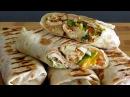 Домашняя ШАУРМА вкуснейшая начинка и ЛАВАШ Bánh Shawarma BánhShaurma LudaEasyCook