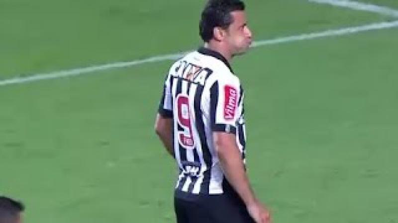 INACREDITÁVEL: Livre, sem goleiro, Fred perde gol incrível contra o Sport Boys-BOL