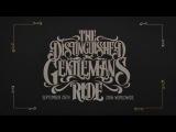 Distinguished Gentleman's Ride Milano 2016