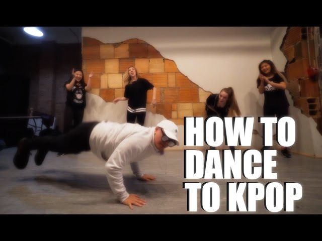 JREKML - HOW TO DANCE TO KPOP 101 w/ SERENDIPITY DANCE TROUPE