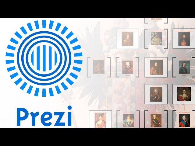 [Педагог.IT] Prezi - создание презентации к уроку