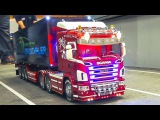 AMAZING RC MODEL TRUCKS IN MOTION!!RC SCANIARC MERCEDES-BENZ AROCSRC TRUCK VOLVO