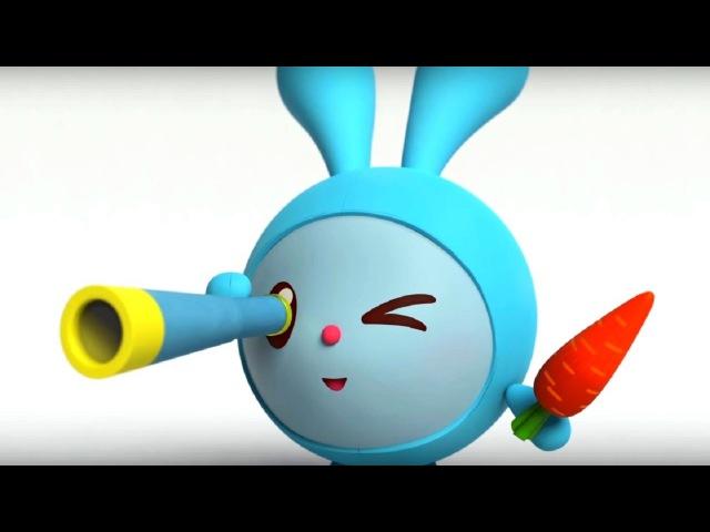 Малышарики - Умные песенки - Оранжевый 🔶 - мультфильм для самых маленьких ❤🍬