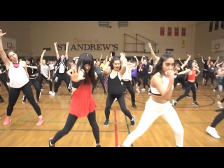 DESCENDANTS: Set it Off / Rotten to the Core Dance REMIX -Paul Becker Victoria BC Masterclass