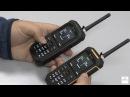Обзор Senseit P300 - защищенный телефон-рация