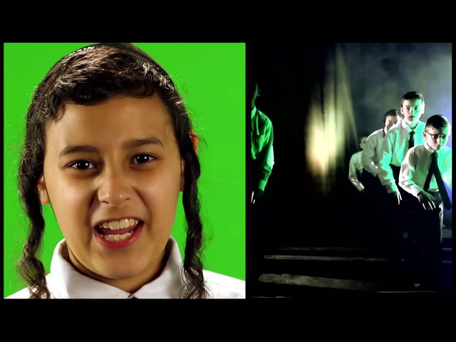 The Yeshiva Boys Choir 'Amein' A Cappella All Sounds Made By Voice Mouth