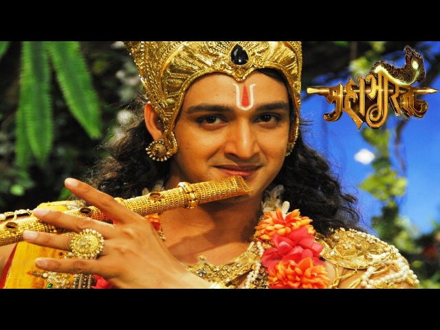 Krishna Murli Manohar Mohana Murari Extended Version HD Bhajan Song Mahabharat TV Serial Star Plus
