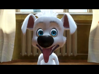 Белка и Стрелка - Озорная семейка - 😛 Эйнштейн - Мультики для детей