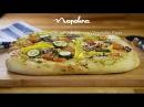 Cannellini Bean with Mediterranean Veg Pizza Recipe