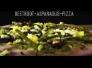 Recipe: Pink Pizza with Beetroots and Asparagus