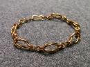 Wire unisex bracelet - How to make wire jewelery 169