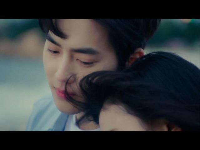 수호 SUHO 낮에 뜨는 별(feat.레미) (From Drama 우주의 별이) MV 2