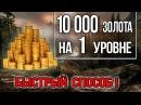 Skyrim 10000 ЗОЛОТА в начале игры на Легендарной сложности Секретный тайник Гильдии