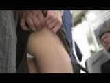 Красивую японку насилуют ебут трахают в автобмпусе метро азиатку teen japanese asian girl po