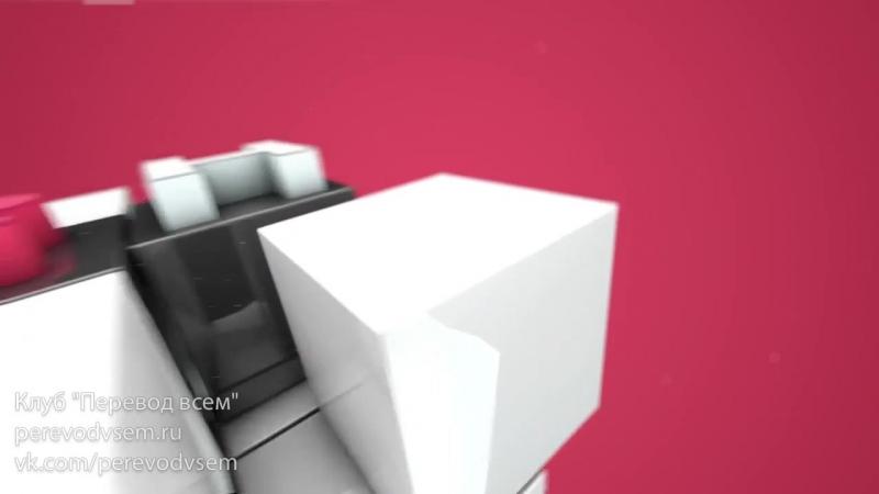 Сложная 3D моушн-графика в Cinema 4D: Кубик Рубик