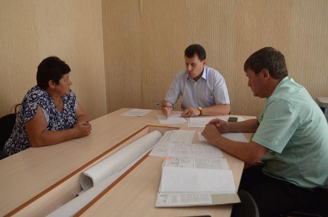Глава администрации Армянска провел выездной прием в Суворово