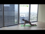 Упражнения для укрепления и растяжки спины