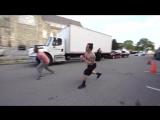 ScHoolboy Q Blank Face Tour - Groovy Tony  Часть 2   - Shao