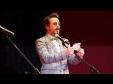Robert Downey Jr забавно говорит по-русски?