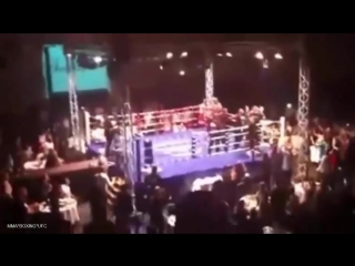 When mma fighters lose control! Highlights! Knockouts!