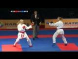 Dubai open 2017 PLK1  Anita Serogina in final- 61kg