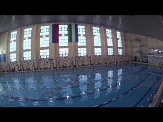 Алиса Селезнева 100 метров брасс.