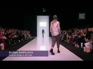 """Collection Elena Shipilova AW 2017-18 """"MIROSLAVA"""""""