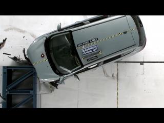 2014 Ford C-Max Hybrid Краш Тест