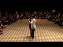 Sebastián Missé Andrea Reyero au Patio de Tango