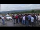 Чеченцы приехали на помощь к братьям в Хасавюрт