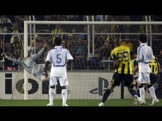 02/04/2008 - Fenerbahçe 2 - 1 Chelsea - Deivid'in Golü
