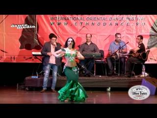 Аурика Цуркан -Оркестр Ethno Dance 2016
