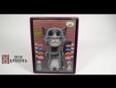 Интерактивная игрушка-планшет Говорящий кот Том