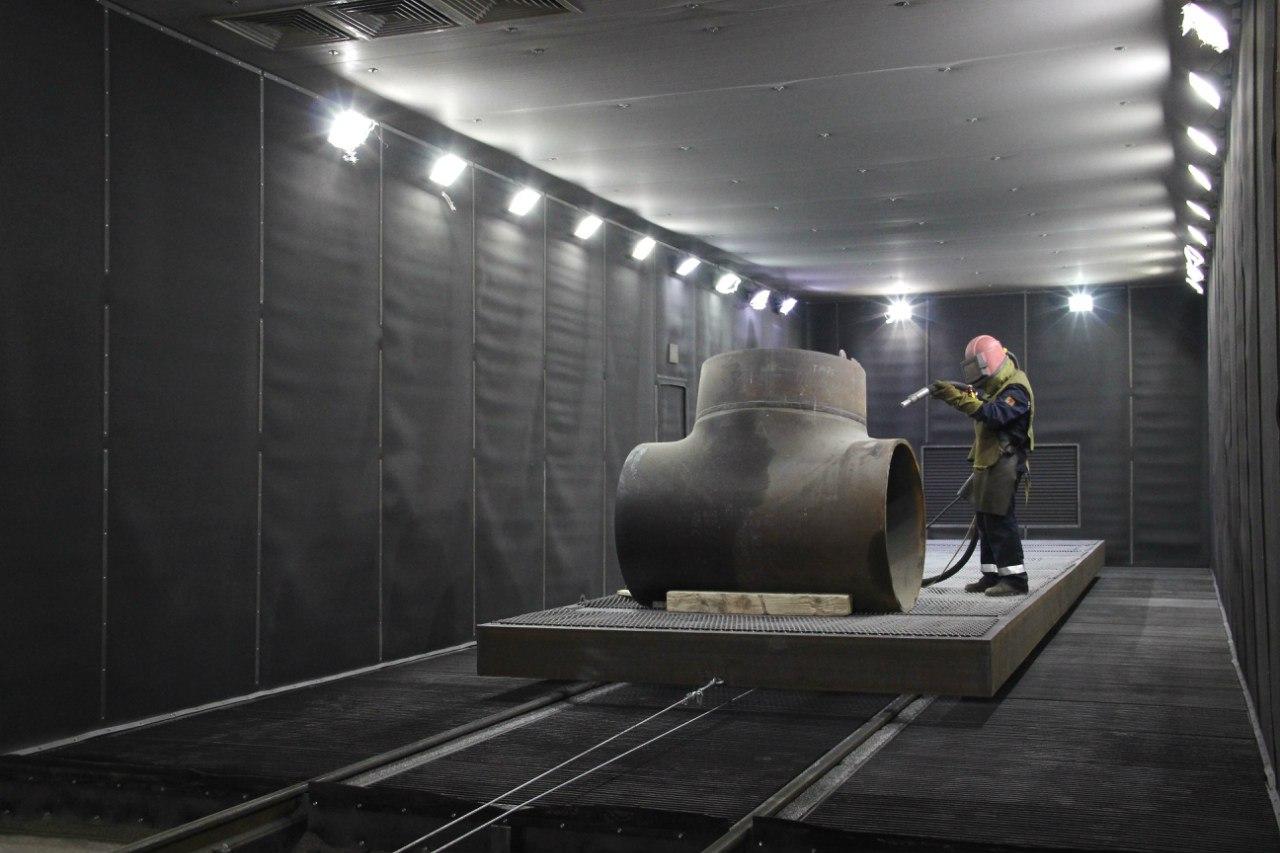 «Красный котельщик» продолжает модернизацию парка производственного оборудования