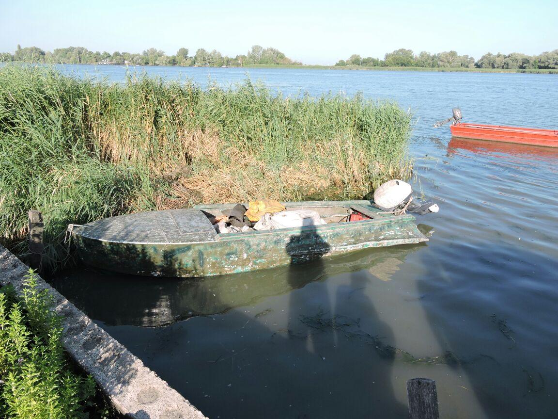 Сотрудники донского Пограничного управления ФСБ России задержали браконьеров
