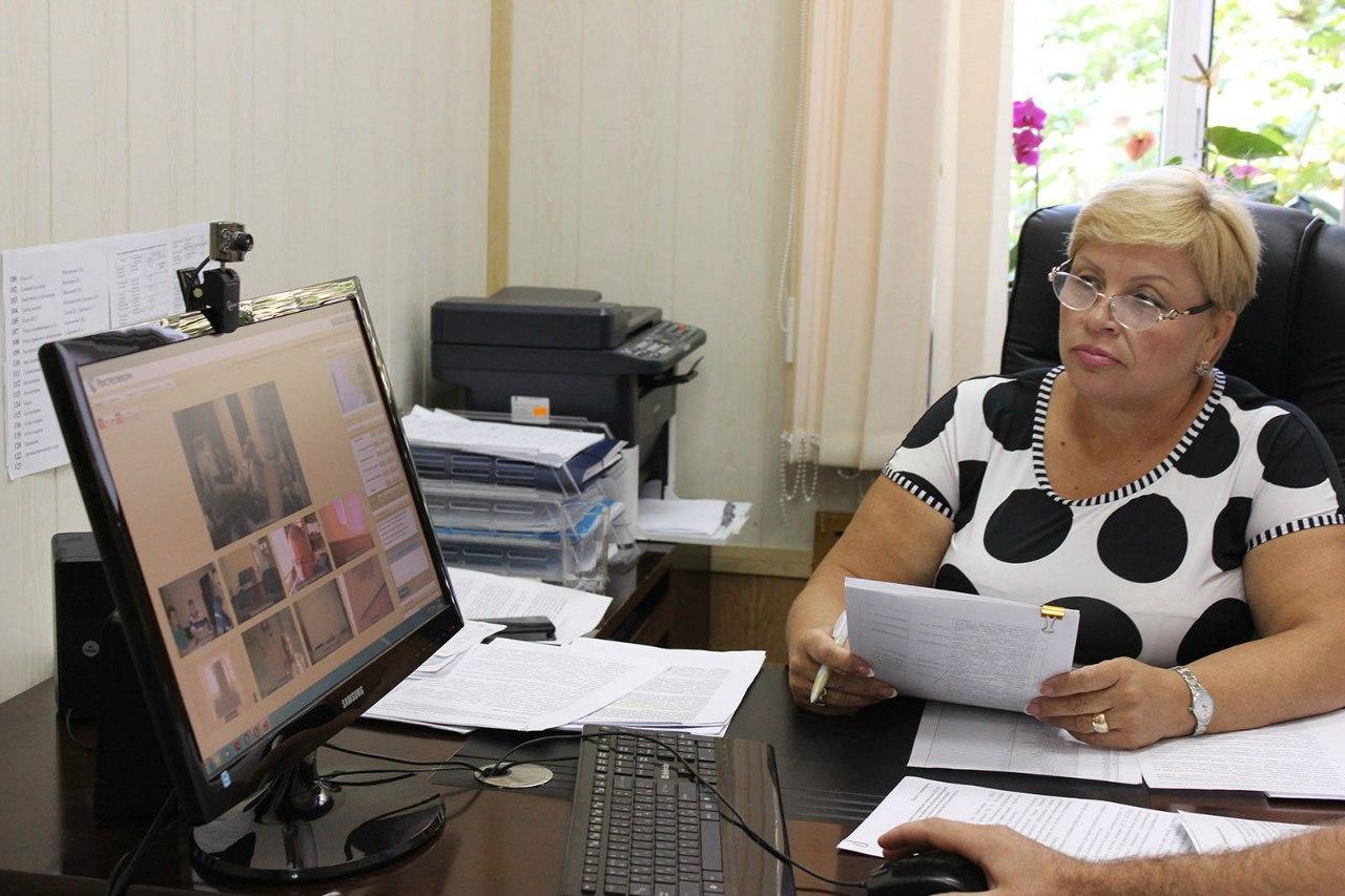 Впервые ветслужба Ростовской области провела обучающий семинар в формате видеоконференций
