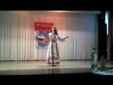 Екатерина Михайлова - солистка вокального ансамбля