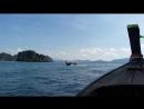 Таиланд. Краби. Прогулка на лодке до острова Хонг