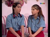 Capítulo 156 - Chiquititas tied and gagged girl on a chair