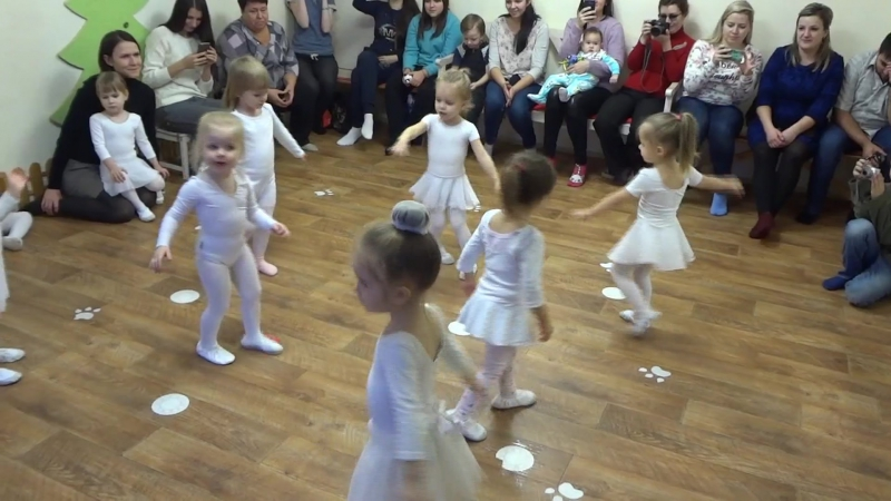 Открытый урок по танцам. » Freewka.com - Смотреть онлайн в хорощем качестве