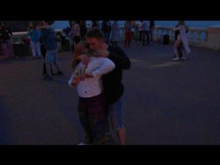 Zouk на Набережной. Любаша и Кирюша