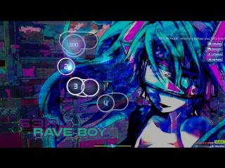 S3RL feat Krystal - R4V3 B0Y [FCL' s H4RD]