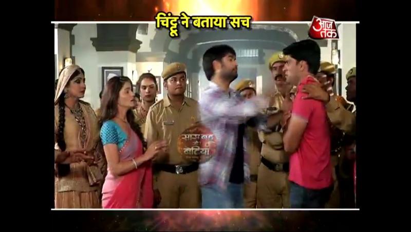 Soumya frees Harman from the jail