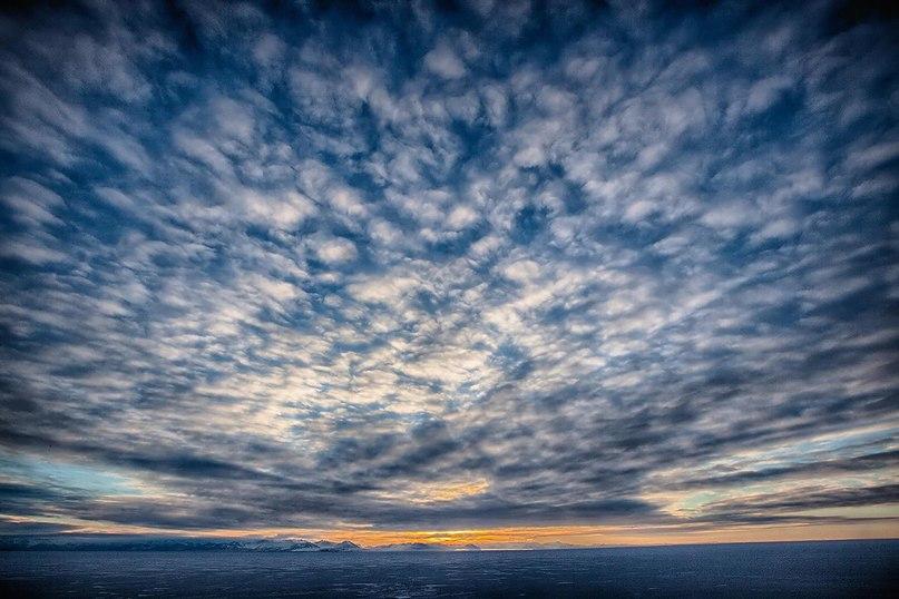Великолепные пейзажи Антарктиды