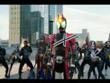 [dragonfox] Kamen Rider x Super Sentai: Super Hero Taisen (RUSUB)