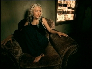 Christina Aguilera - Beautiful [HD] 2002
