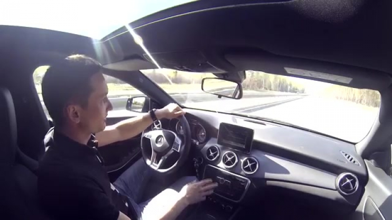 По Душе Mercedes CLA 200 Test drayv obzor