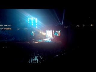 Чайф, Аргентина - Ямайка на новом стадионе в Санкт-Петербурге