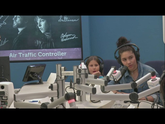 Alessia Cara Visits Seacrest Studios at Boston Children's Hospital
